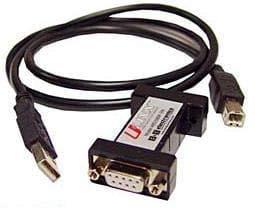 Interface Modules USB to SR 1 PT, 4 WR USB to Ser Mini Conv (485USB9F-4W) ()