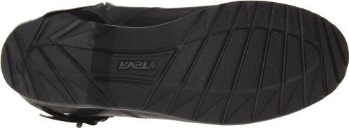 Vina Women's Teva Boot Low La De Black Leather q71xOBtd1