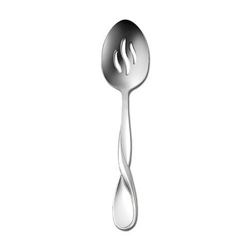 Oneida Aquarius Pierced Serving Spoon