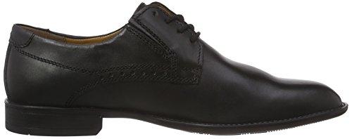 FRETZ men Tosco - Zapatos Hombre Negro (51 noir)