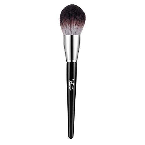 Flat Makeup Kabuki Brush,Facocy Professional Make Up Face Foundation Stippling Concealer Brushes for Liquid Powder BB Cream Blending Mineral Beauty Tools
