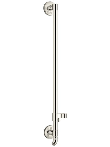 (KOHLER K-45903-SN Hydrorail-H Bath and Shower Column, Vibrant Polished)