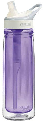 Camelbak Groove Insulated Bottles (0.6-Liter/20-Ounce, Amethyst)