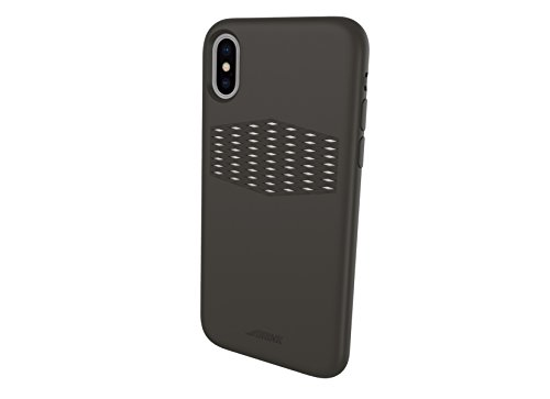 Antenna Case - alara by BRINK Radiation Protection Case for Apple iPhone X - Black