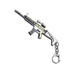 PUBG Scar-L Gun Keychain india 2020