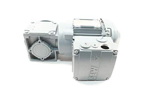 SEW EURODRIVE WF20DRS71S4/MI/IS/TH GEARMOTOR 259RPM 3PH 0.37KW 20MM 440-480V-AC