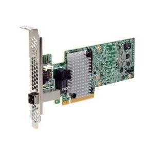 Lsi MegaRAID SAS 9380-4i4e Storage Controller Plug-In Card Low Profile (LSI00439)
