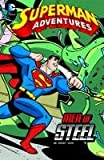 img - for Men of Steel (Superman Adventures) book / textbook / text book