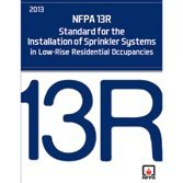 NFPA 13R: Standard for the Installation of Sprinkler Syst...