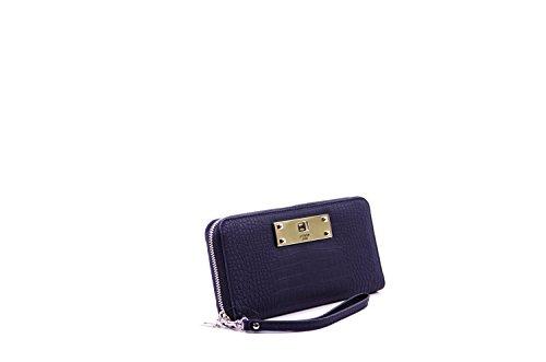 Wallet Kyra Guess Black Woman Zip Around q4PgdEwPC