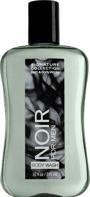 Bath & Body Works Signature Collection for Men Body Wash 10 Fl. Oz. - Noir - Noir Gel Eau De Toilette