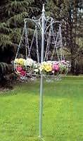 Pötschke Ambiente Semáforo algodón con 4cestos