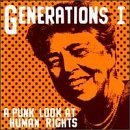 good and bad jelly beans - Generations, Vol. 1: A Punk Look At Human Rights