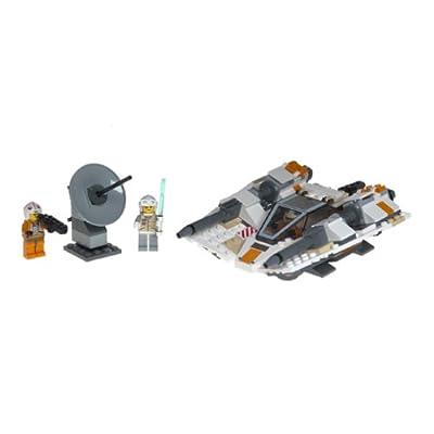 LEGO Rebel Snowspeeder - 4500: Toys & Games
