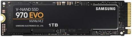 Samsung 970 EVO 1TB MZ V7E1T0BW product image