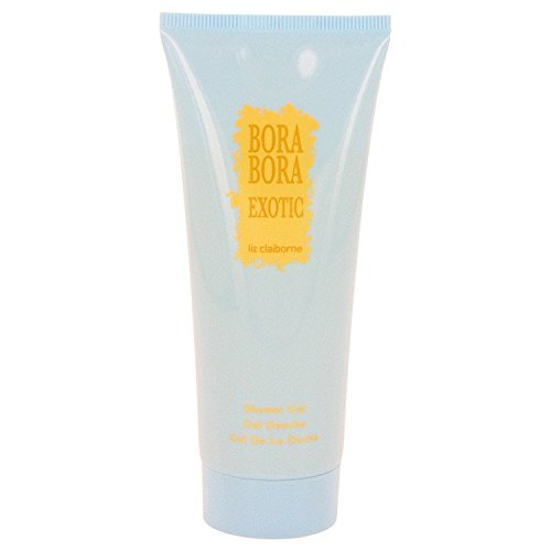 Bora Bora Gel Perfume - Bora Bora Exotic by Liz Claiborne Shower Gel 3.4 oz