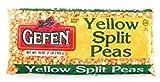 Gefen Yellow Split Peas 16 Oz. Pack Of 3.