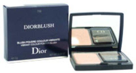 Christian Dior - Diorblush Vibrant Colour Powder Blush - # 756 Rose Cherie (0.24 oz.) 1 pcs sku# - 1 Dior Colour Powder