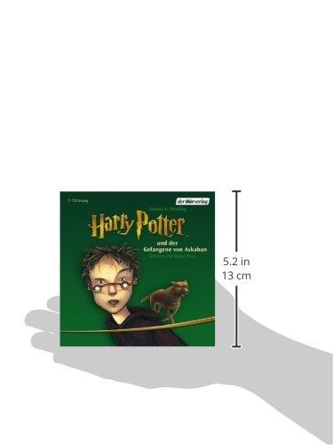 Harry Potter und der Gefangene von Askaban (Harry Potter, #3) (German Edition)