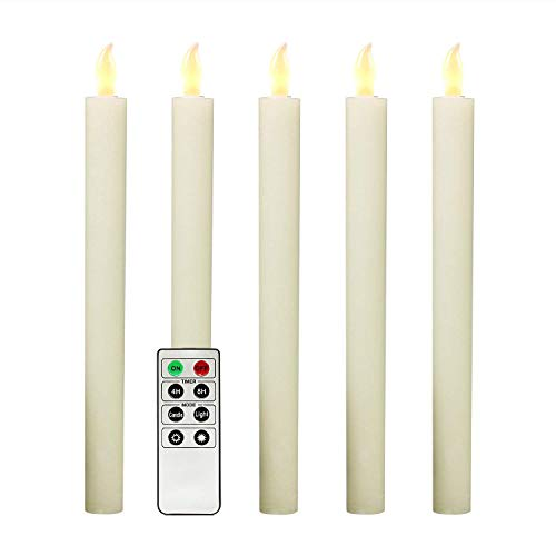 Taper Flameless Candles (10