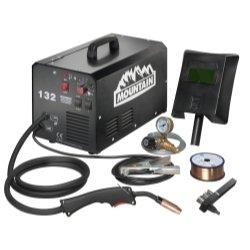 120-amp comercial portátil (115-volt) MIG soldador herramientas equipo herramientas de mano: Amazon.es: Jardín