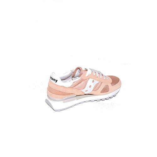 W para Saucony Mujer Running Rosa Zapatillas de Shadow Original nx1fT