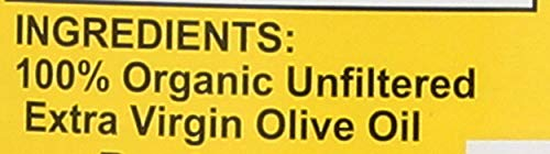 Bragg Organic Extra Virgin Olive Oil, 128 Ounce by Bragg (Image #2)