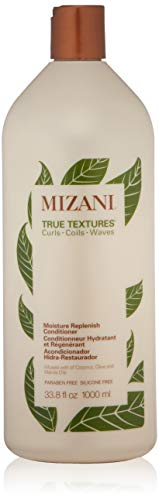 (MIZANI True Textures Moisture Replenish Conditioner, 33.8 fl. oz. )