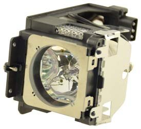 Replacement for Eiki LC-XB43N LAMP & HOUSING Projector TV Lamp Bulb ()