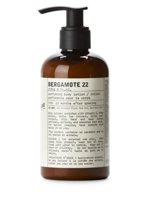 Bergamote 22 Body Lotion/8.0 oz.