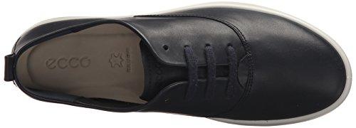 Ecco Donna Womens Tempo Libero Cravatta Sneaker Marine