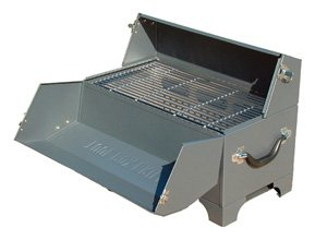 Tool Box Grill Charcoal Grill - 7