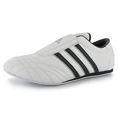 ae646b52aef3 adidas Taekwondo Mens Trainers 10 White  Amazon.co.uk  Sports   Outdoors