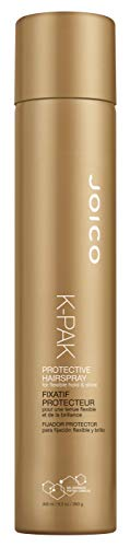 - Joico K-Pak Protective Hair Spray by Joico for Unisex Hair Spray, 9.3 Ounce