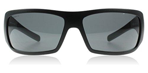 Prada Sport PS01LS 1B01A1 Black PS01LS Wrap Sunglasses Lens Category 3 Size - Sunglasses Prada Wrap