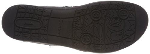Ganter Vrouwen Gina-g Open Sandalen Zwart (black)
