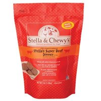 Stella & Chewy's Frozen Stella's Super Beef Dinner for Dog, 6-Pound by Stella & Chewy's (Image #1)