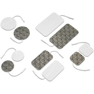 DURA-STICK II Self-adhesive Electrodes (40/CASE) - 1.25 (3 cm) Round ()