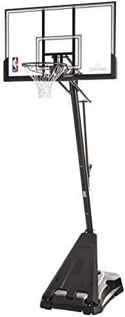 Amazon.com: Spalding NBA Hercules Pro Glide Advanced Lift ...