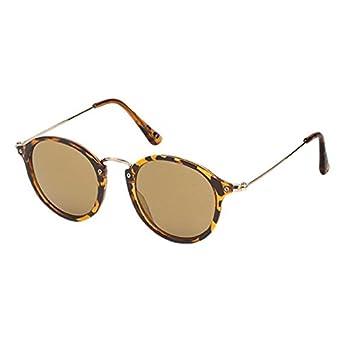 Chic-Net Gafas de sol retro gafas redondas Panto 400 UV de ...