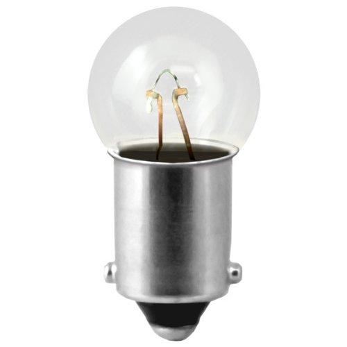 Base Mini Eiko ((Case of 10) 1445 Miniature Indicator Lamp - 14.4 Volt - G3-1/2 Mini Bay Base - EIKO 1445)