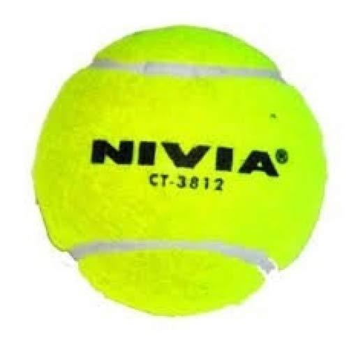 Nivia Cricket Tennis Balls Pack of 12