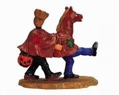 Lemax Spooky Town Giddy Up Horsy #22594 ()