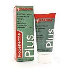 Karuna - Progesterone Plus Cream 2 oz