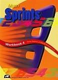 Math Sprints Workbook 4, Tricia Salerno, 1932906398