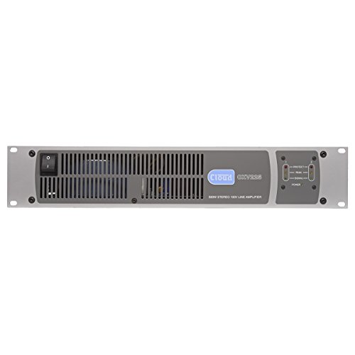 Cloud Electronics CXV225 | 2x250Watt 70V Line Amplifier by Cloud Electronics
