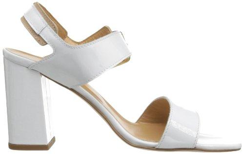 Onda Meucci 1736681 Beige Patent Beige Women's White Dress Sesto Onda White Calf Patent Pump q7dFpdwEx