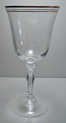Cris D'Arques Ventoux Water Goblet 7 3/8