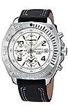 Seiko Men's SNA621 Alarm Chronograph Watch, Watch Central