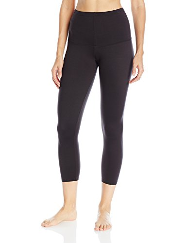 Maidenform Flexees Women's Shapewear Legging, Black, Medium